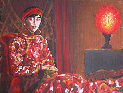 Raise The Red Lantern Original