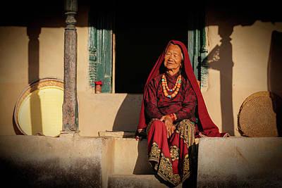 Raj Kumari Gurung Art Print