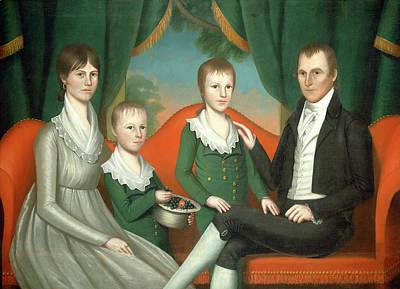 Ralph Eleaser Whiteside Earl, American 1788-1838 Art Print