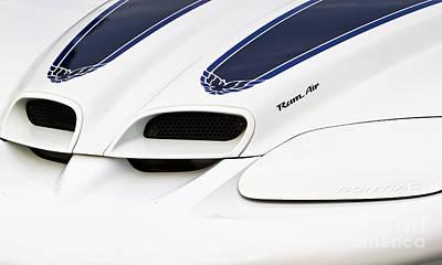 Photograph - Ram Air Pontiac by Dennis Hedberg