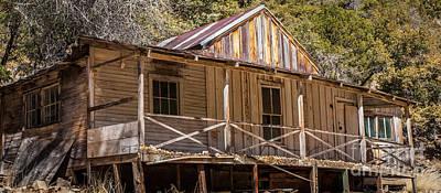 Ramsey Canyon Photograph - Ramsey Canyon Homestead 7 by Al Andersen