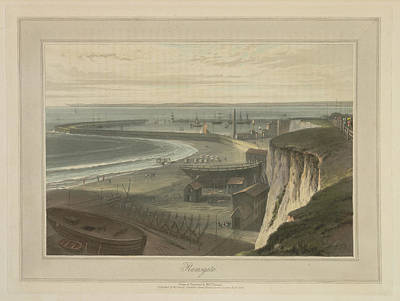 Ramsgate Art Print by British Library