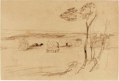 Randolph Caldecott British, 1846 - 1886 Art Print