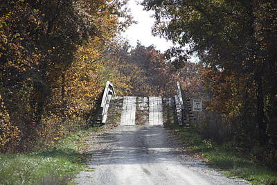 Photograph - Randolph County  Missouri by Kathy Cornett