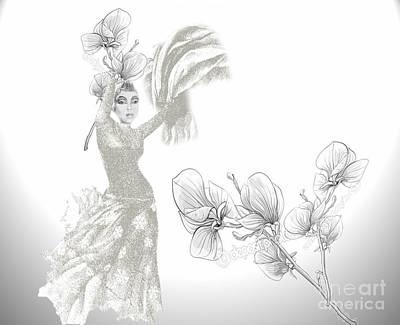 Painting - Random Harvest by Belinda Threeths