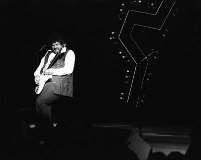 Photograph - Randy Takin Care Of Business 1976 by Ben Upham