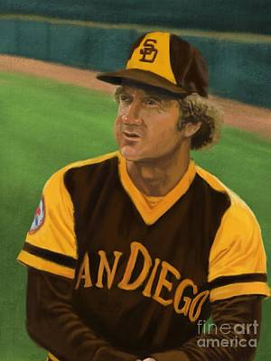 Randy Jones Art Print by Jeremy Nash