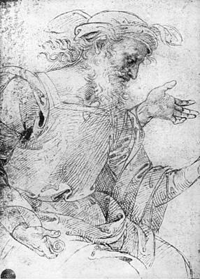 Raphael Ezekiel Print by Granger