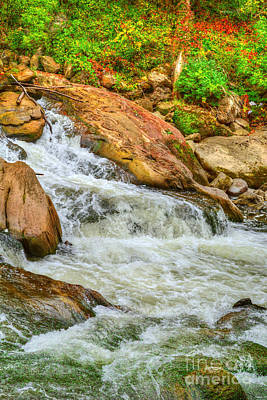 Photograph - Rapids by Kathy Baccari