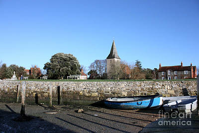 Photograph - Raptackle's View Bosham by Terri Waters