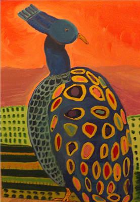 Rare Bird Original by Don Koester
