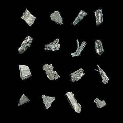 Rare Earth Elements Art Print