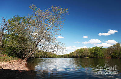 Photograph - Raritan River by John Rizzuto