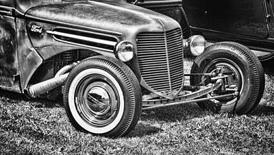 Photograph - Rat Ford by Ron Roberts