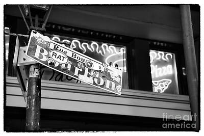 Photograph - Rat On Bourbon by John Rizzuto