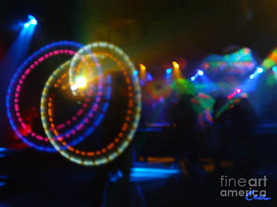 Photograph - Rave Quad Loops by Feile Case