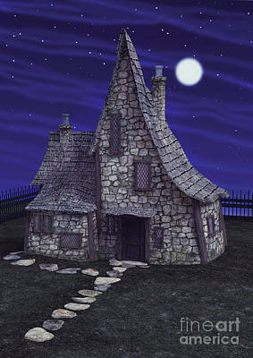 Digital Art - Raven Court by Design Windmill