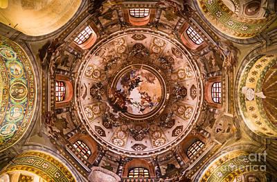Ravenna Art Print by JR Photography