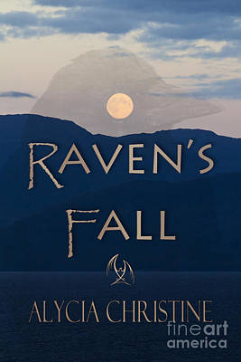 Photograph - Raven's Fall Cover by Alycia Christine