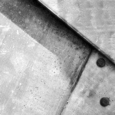 Realism Photograph - Raw Steel...eight by Tom Druin