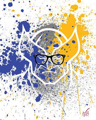Ray-ban Wolverine Art Print by Decorative Arts