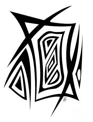 Razer Blade Art Print by Jamie Lynn