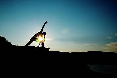 Balance Photograph - Reach For The Sky by Subman