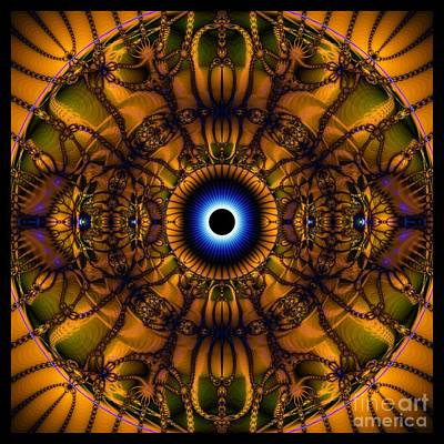 Soul Searching Digital Art - Reach For The Universe Within by Elizabeth McTaggart