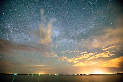 Milky Way Photograph - Reach Upon The Stars by James BO  Insogna