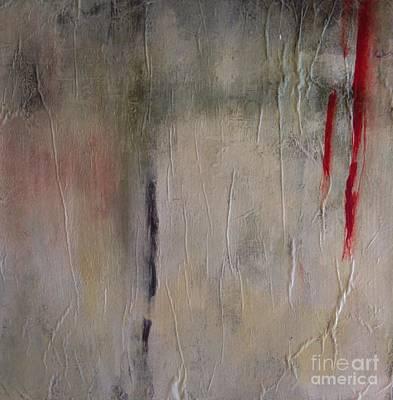 Painting - Reaching by Bebe Brookman