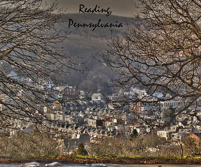 Photograph - Reading Pennsylvania by Trish Tritz