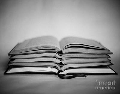 Back To Life Photograph - Reading Time by Sonja Quintero