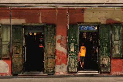 Photograph - Readings French Quarter Nola Dsc05980 by Greg Kluempers