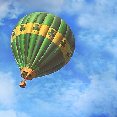 Photograph - Readington Balloon Fest Media Launch 30 by Pat Abbott