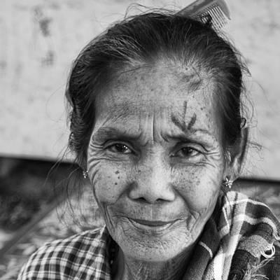 Burmese Python Digital Art - Ready For Eye Surgery by Jerry Nelson