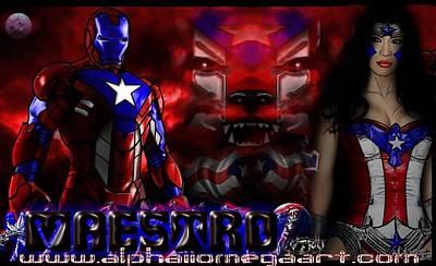Iron Man Drawing - Ready by Maestro Ruiz