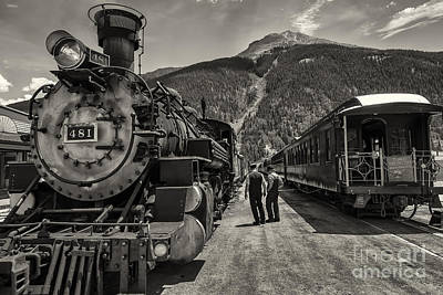 Photograph - All Aboard by Dennis Hedberg