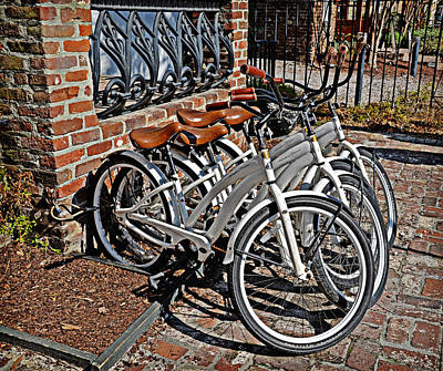 Photograph - Ready To Ride by Linda Brown