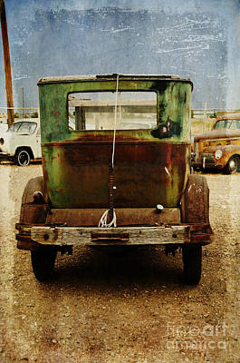 Photograph - Ready To Roll by Terry Rowe