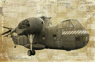Plane Painting - Ready To Rumble by Ramona Murdock