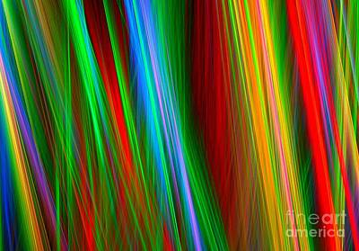 Digital Art - Ready To Weave . Fractal by Renee Trenholm