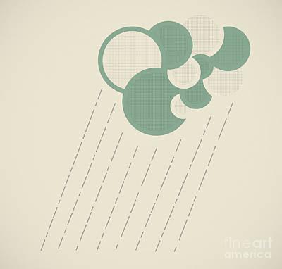 Real Cloud Service Art Print by Igor Kislev