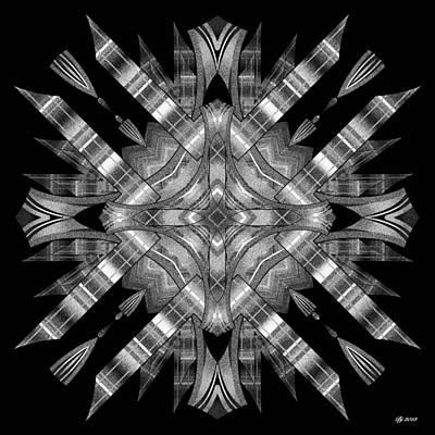 Digital Art - Realization Breakout Tile Print 2 by Brian Johnson