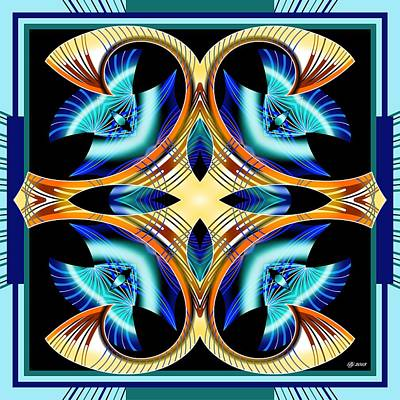 Realization Transformer 4 Art Print by Brian Johnson