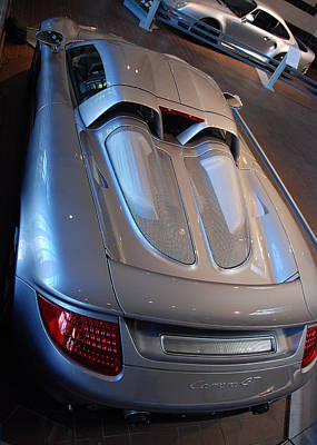 Photograph - Rear Pov by John Schneider