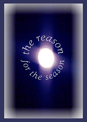Photograph - Reason For The Season by Donna Proctor