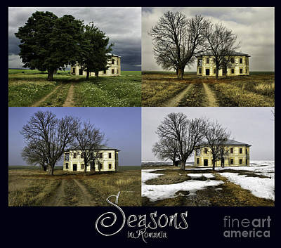 Photograph - Reasons Or Seasons Or Lifetime In  Romania  by Daliana Pacuraru