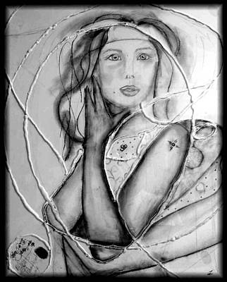 Painting - Rebecca Tacosa Gray  by Rebecca Tacosa Gray