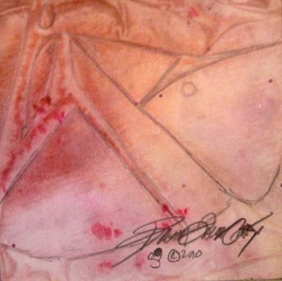 Painting - Rebeccatacosagray by Rebecca Tacosa Gray