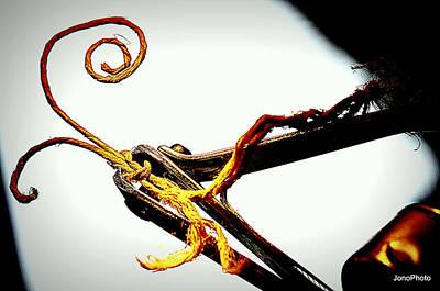Rebel Cutting Ties Original by Jonathon Sitton